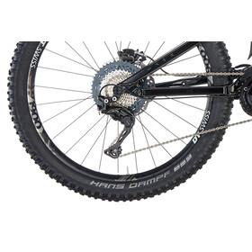 Conway eWME 627 MX Elcykel MTB Heldämpad svart